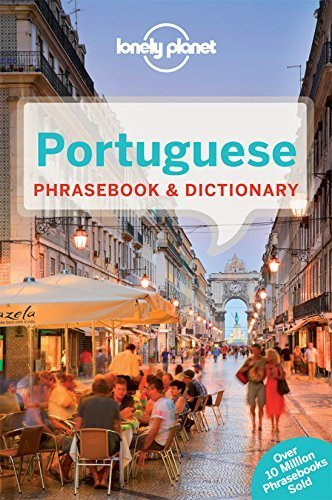 Lonely Planet Portuguese Phrasebook & Dictionary (Lonely Planet Phrasebook: Portuguese) by Lonely Planet (2012-05-01)