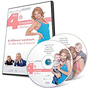 Expecting More®: The 4th Trimester Workout (2 DVDs)