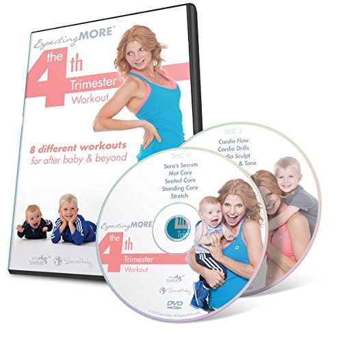 Expecting More®: The 4th Trimester Workout (2 DVDs) (Best Exercise For Separated Stomach Muscles)