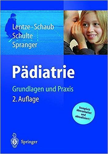 Book Padiatrie: Grundlagen Und Praxis