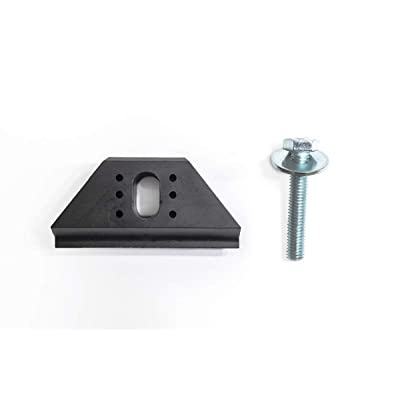Cypress Coast Products Battery Hold Down Kit w/Bolt: Automotive