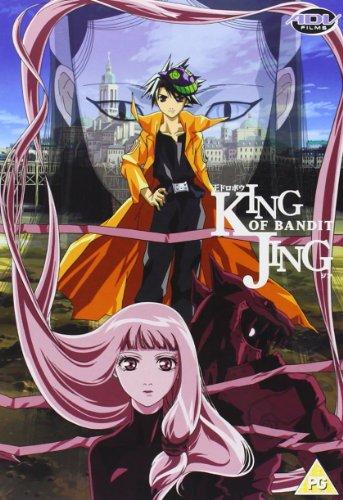 King of Bandit Jing, Vol. 4