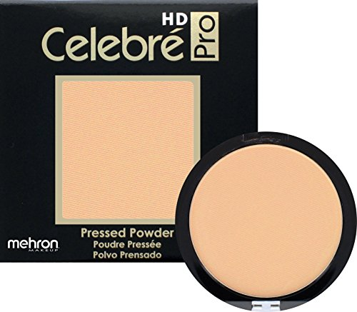 Nw Costumes Jewelry (Mehron Makeup Celebre Pro-HD Pressed Powder Face & Body Makeup, LIGHT 3 - .35oz)