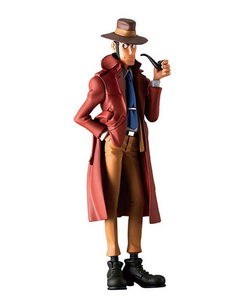 Banpresto Lupine III PART5 CREATOR CREATOR INSPECTOR ZENIGATA normal color figure