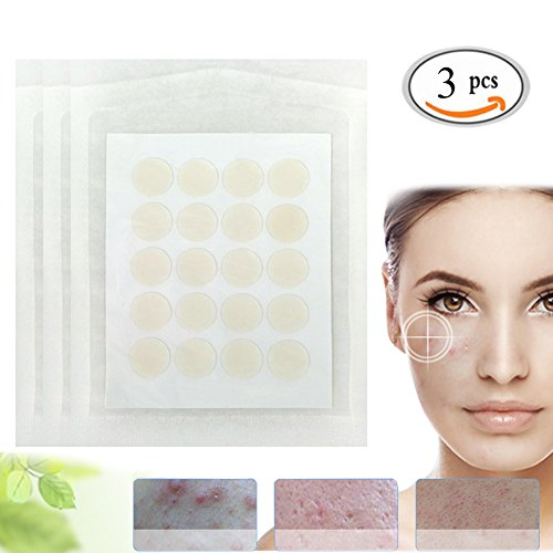 Universal Acne stickers Patch Absorbing Cover 60 Count
