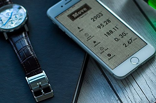 The Smart Buckle, Activity Tracker with Smart Notifications, Convert Any Watch into a Smart Fitness Tracker by Smart Buckle (Image #4)