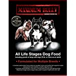 Maximum Bully Elite K9 Nutrition Chicken And Pork Dog Food, 33 Pound 6