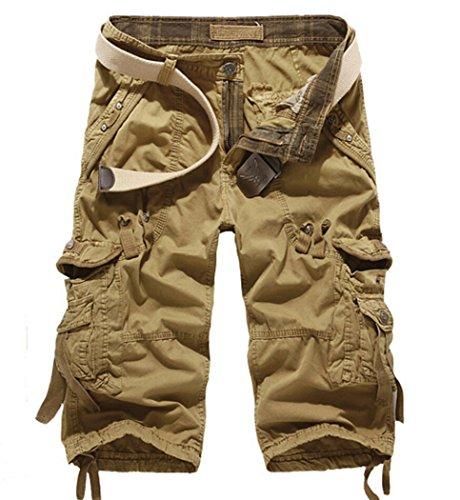 mens-lightweight-relaxed-fit-cargo-shorts-khaki-38