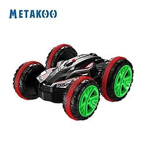 Metakoo RC Coche Teledirigido de Double Caras Coche