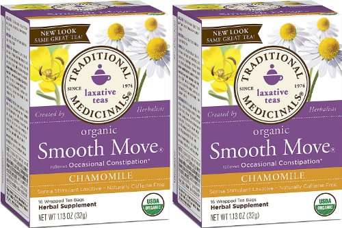 Traditional Medicinals Organic Smooth Chamomile