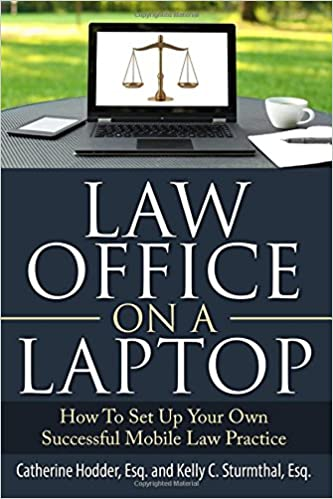 Law Office on a Laptop cover art