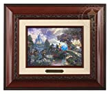 Best Disney Friend Certificates - Thomas Kinkade Disney Cinderella Wishes Upon a Dream Review