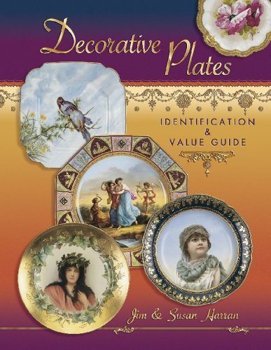 Decorative Plates by Jim Harran (2007-10-01)
