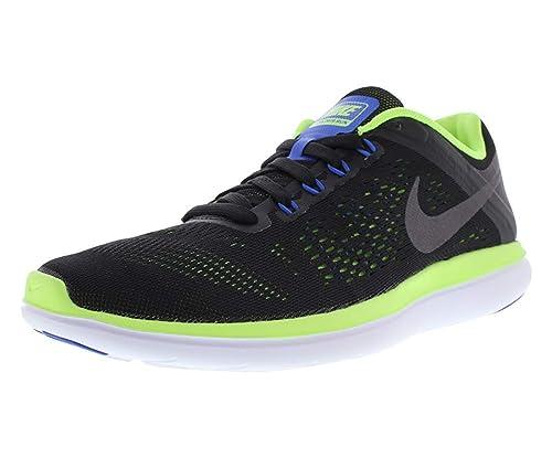 Nike 830369-009, Zapatillas de Trail Running para Hombre, Negro (Black/Mtlc Dark Grey-Ghost Green-White), 39 EU: Amazon.es: Zapatos y complementos