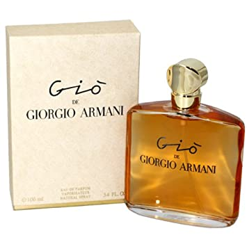 Gio By Giorgio Armani For Women. Eau De Parfum Spray 3.3 Oz.