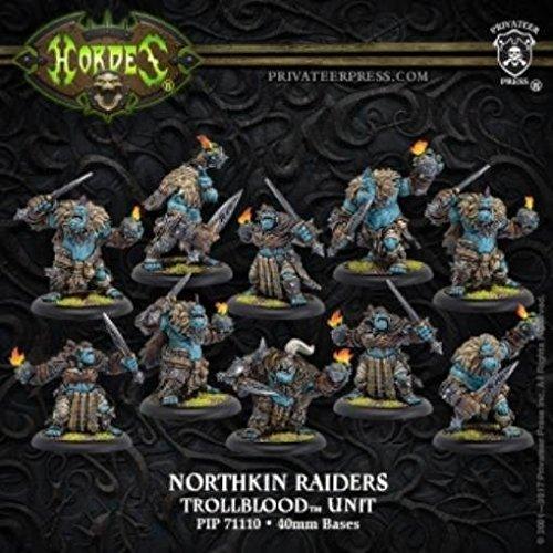 Northkin Raiders - Trollkin Unit - Mk Iii Unit
