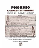 Phormio, Terence, 0865160147