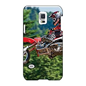 Durable Hard Cell-phone Case For Samsung Galaxy S5 Mini (LMi2051XhuJ) Provide Private Custom High-definition Bikes Motocross I Can See My House From Here Pattern