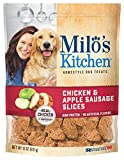 chicken apple dog treats - Milo's Kitchen Home Style Dog Treats, 18 Ounce - Chicken & Apple