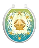 Shell Game TT-1017-R Round Theme Cover Bathroom