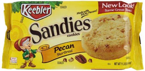 Sandies Keebler Pecan Cookies, 11.3 ()