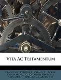 Vita Ac Testamentum, Francesco Petrarch, 1286779677