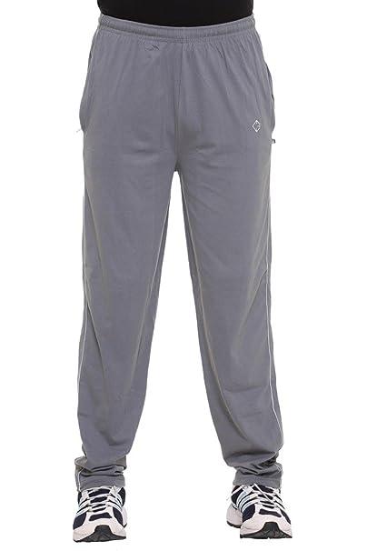 Colors & Blends Track Pants with Zipper Pockets Men's Pyjamas & Lounge Pants at amazon