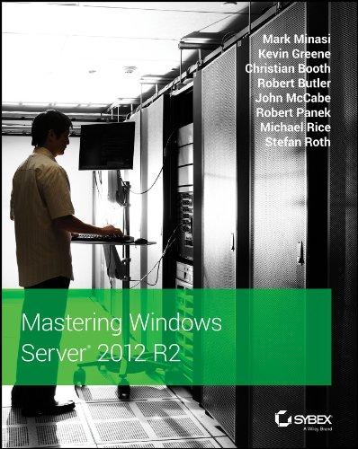 Mastering Windows Server 2012 R2 Pdf