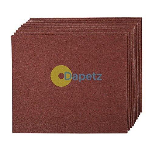 40 Grit Daptez /® Hook /& Loop Mesh Sanding Disc 150mm 10Pk