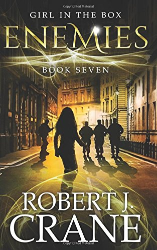 Enemies Girl Box Book Seven