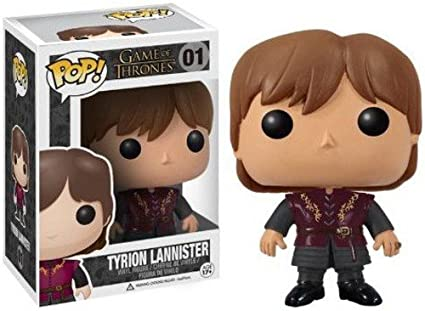 FUNKO POP VINYL GAME OF THRONES TYRION LANNISTER #01