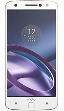 Lenovo Moto Z Smartphone (14 cm (5,5 pulgadas), 32 GB, Android ...