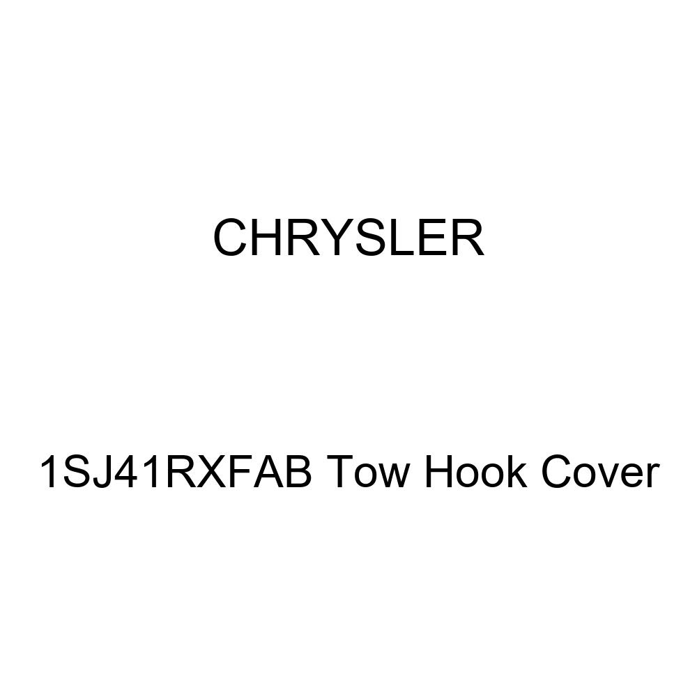 Chrysler Genuine 1SJ41RXFAB Tow Hook Cover