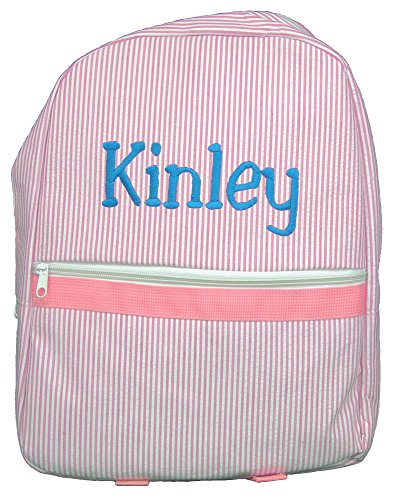 Personalized Children's Backpack (Pink)