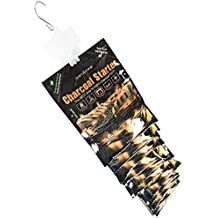 Insta-Fire Granulated Single Use Charcoal Briquette Starter Pouch (12 Pack)
