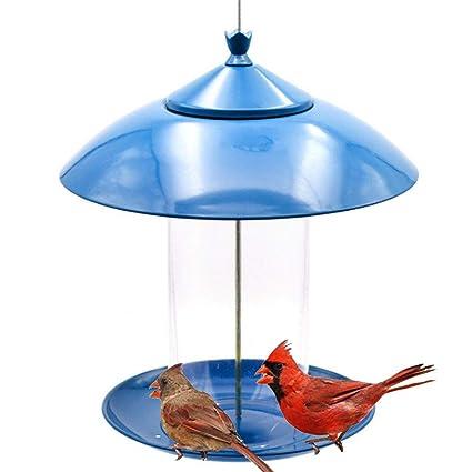 nouveaux articles les ventes en gros vraiment à l'aise RANRANHOME Mangeoire pour Oiseaux, Mangeoire pour Oiseaux ...