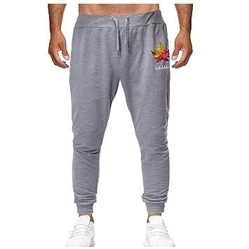Pantalones de chándal para hombre, pantalones de entrenamiento de ...