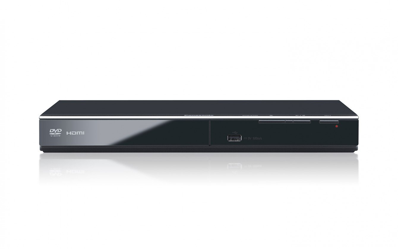Panasonic DVD-S700 HDMI 1080P Up-Converting All Multi Region Code Zone Free PAL/NTSC DVD Player