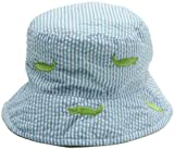 Mud Pie Prince Gator Reversible Sun Hat