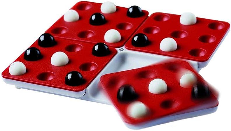 Mente Juego de mesa Niños Adultos Educación inteligente Regalo de juguete, Pentago Puzzle Game Imagination Toy para niños, Pentago Game: Amazon.es: Oficina y papelería