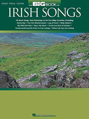 The Big Book of Irish Songs (Big Book (Hal Leonard))