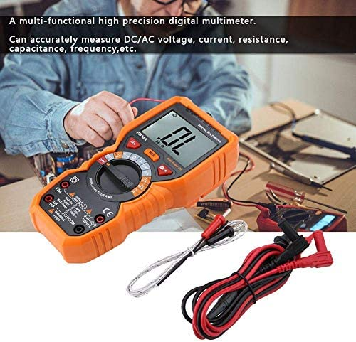 Digital Electronic Multimeter, PM18A Portable Multimeters Current Voltage Resistance Tester Electrical Testing Voltage Testers Baibao