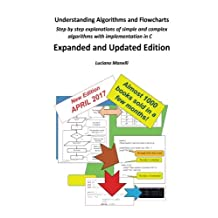 Understanding Algorithms and Flowcharts: Step by step explanations of simple and complex algorithms with implementation in C