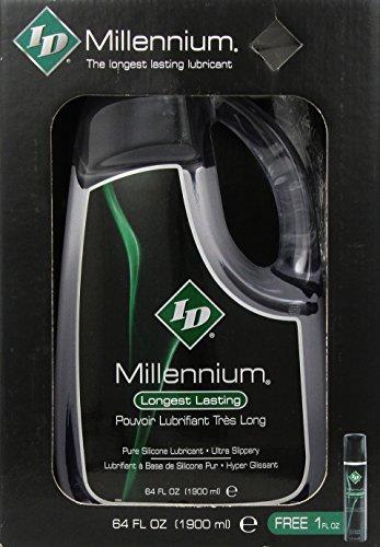 ID Millennium 64 FL. OZ. Silicone-Based Personal -