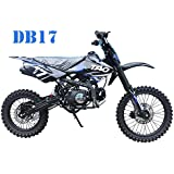 Taotao DB17 125cc Dirt Bike for Kids Cheap Dirt Bikes for Sale White