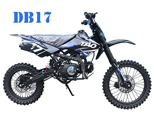 Taotao DB17 125cc Dirt Bike for Kids Cheap Dirt Bikes for Sale Blue