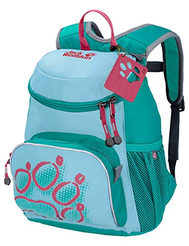 Jack Wolfskin Little Joe 11L Small Daypack for Preschool and