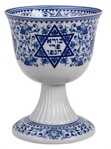 Spode Judaica Kiddush Cup by Spode