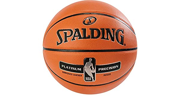 Spalding NBA Platinum Precision SZ.7 (76-307Z) Basketballs ...