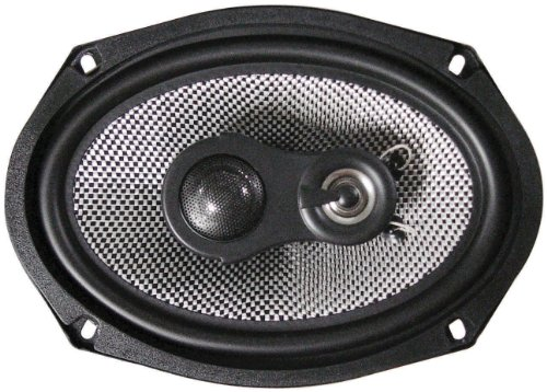 American Bass SQ6 9 3 Way Speakers product image